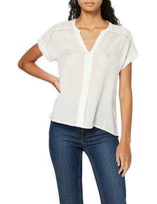 Teddy Smith Women's T-Tami Long-Sleeved Top