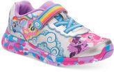Stride Rite Little Girls' or Toddler Girls' My Little Pony Equestria Sneakers