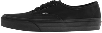 Vans Authentic Trainers Black