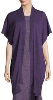 eskandar Knit Linen-Blend Tabard