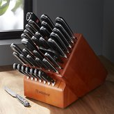 Crate & Barrel Wüsthof ® Classic 36-Piece Knife Block Set