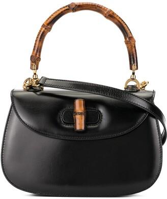 Gucci Pre-Owned Bamboo 2way handbag