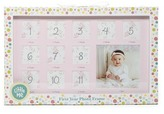 Little Me Floral First Year Photo Frame