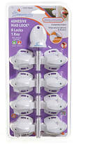 Dream Baby Dreambaby Adhesive Magnetic Lock - 8 Locks & 1 Key