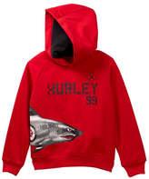 Hurley Overboard Hoodie Sweater (Toddler Boys)