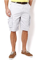 Nautica Men's Mini Ripstop Anchor Short