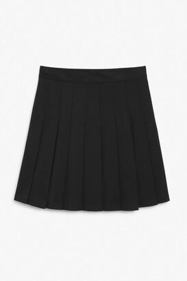 Monki Tennis skirt