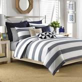 Nautica Lawndale Navy Twin Comforter Set