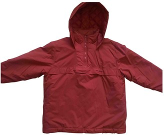 Dickies Red Polyester Jackets