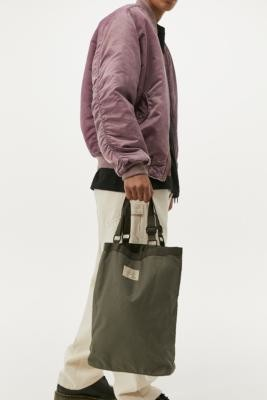 Urban Outfitters Khaki Ripstop Utility Tote Bag - Green ALL at