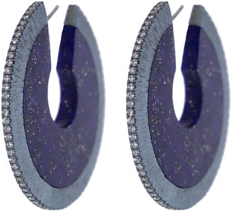 Arunashi Small Hoop Earrings
