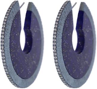 Arunashi Small Hoop Earrings