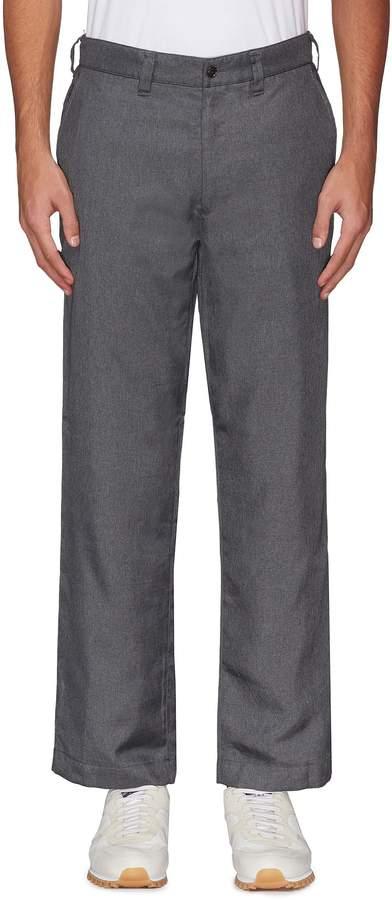 Nanamica POLARTEC® Alpha® lined twill pants