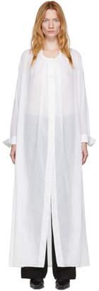 Ann Demeulemeester Off-White Tiriel Shirt