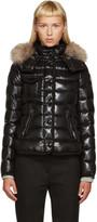 Moncler Black Down Short Armoise Jacket