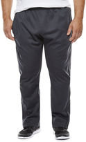 Asics Fleece Athletic Warm Up Pants - Big & Tall