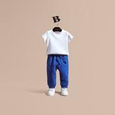Burberry Cotton Sweat Pants