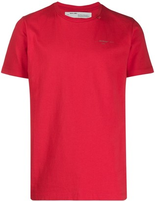 Off-White Arrow Logo Short-Sleeve Tee
