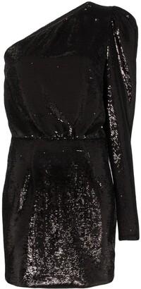 Alexandre Vauthier Sequin-Embellished Mini Dress