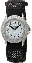 Timex Children's My First Outdoor Black Fast Wrap Watch Watches