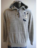 Franklin & Marshall Franklin Marshall Hooded Jumper
