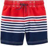 Carter's Boys 4-8 Striped Swim Trunks