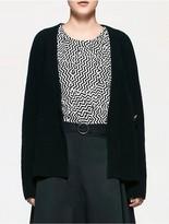 Calvin Klein Platinum Cashmere Cardigan