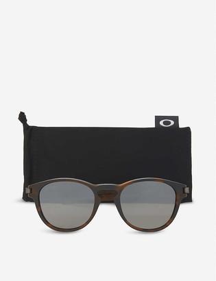 Oakley Latch PRIZM OO9265 round-frame sunglasses