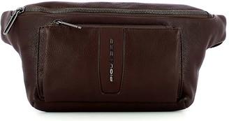 Piquadro Mens Brown Belt Bag