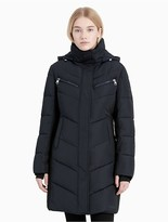 Calvin Klein Walker Hooded Jacket
