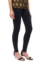 Gold Sign Secretariat Ankle Zip Legging