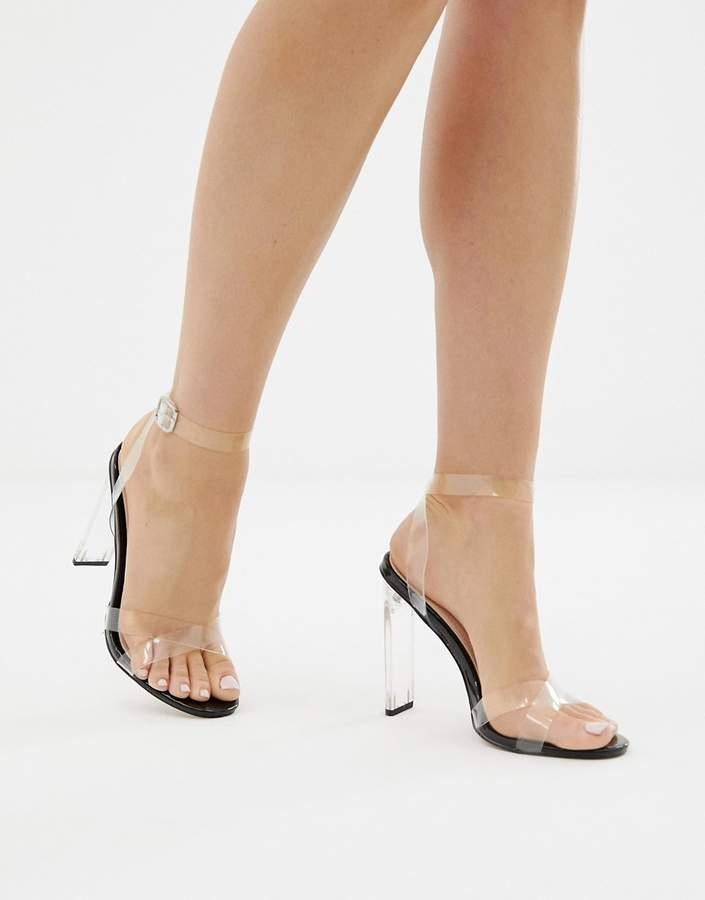 5abe5759694 clear Sandals For Women - ShopStyle Australia