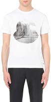 Moncler Glacier graphic cotton-jersey t-shirt
