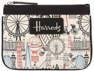 Harrods Balloons And Bicycles Coin Purse