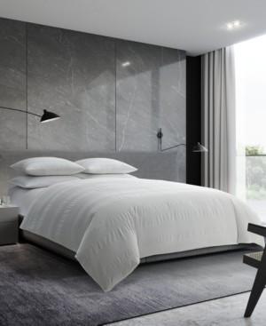 Vera Wang Waffle Stripe King Comforter Set Bedding