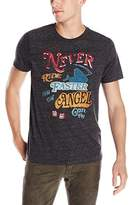 Lucky Brand Men's Faster Angel Graphic Tee