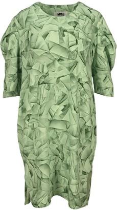 MM6 MAISON MARGIELA Printed Shift Dress