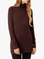 French Connection Slim Fit Turtle Neck Knit Jumper