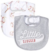 Mud Pie Baseball Bib Set Accessories Travel