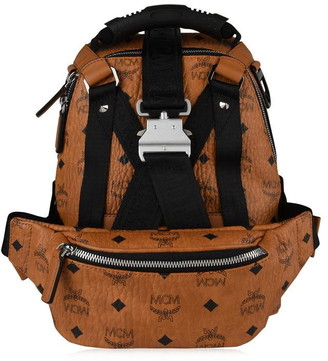 MCM Jemison Belt Bag And Backpack