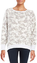 Kensie Camouflage Pullover