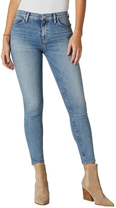 Hudson Nico Mid-Rise Super Skinny Ankle in Moving On (Moving On) Women's Jeans