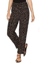 Amuse Society Sunset Stroll Printed Pant
