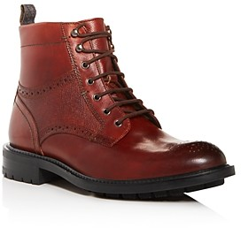 Ted Baker Men's Brwtton Brogue Leather Boots