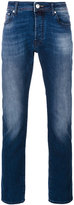 Jacob Cohen straight leg jeans - men - Cotton/Elastodiene - 33/34