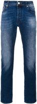 Jacob Cohen straight leg jeans - men - Cotton/Elastodiene - 36/34
