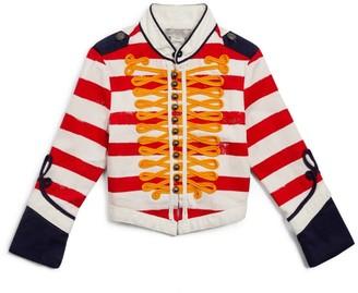 Stella McCartney Kids Striped Utility Jacket (3-14 Years)