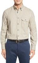 Nordstrom Gingham Flannel Shirt (Big)