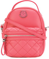 Moncler Georgine crossbody bag - women - Lamb Skin/Polyester - One Size