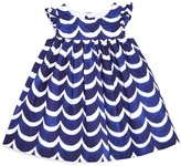 Tartine et Chocolat Girls' Wave Stripe Dress